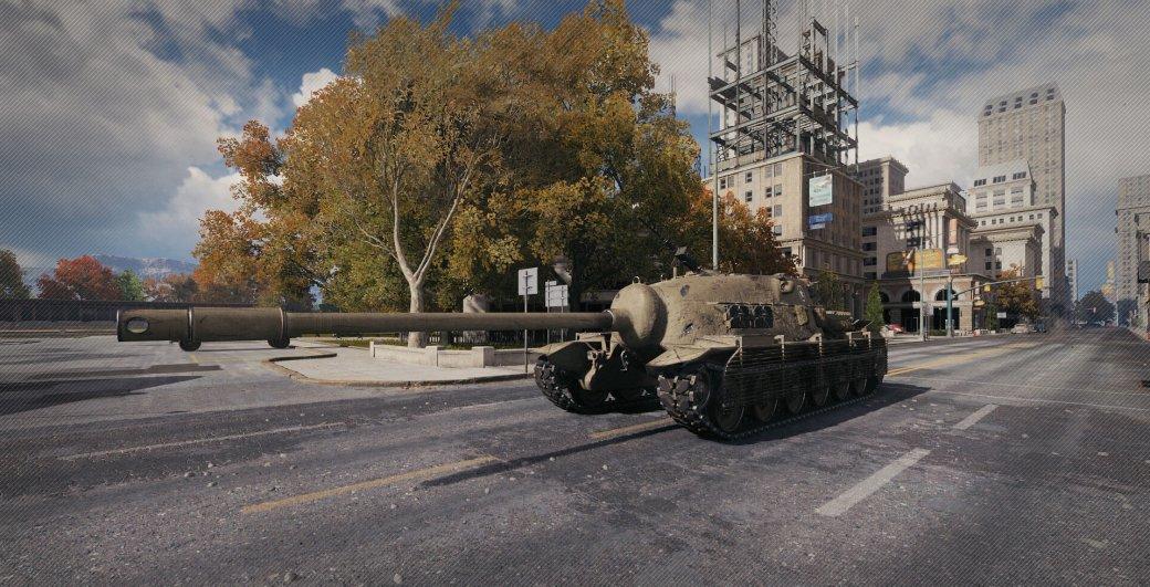 В World of Tanks анонсирован апрельский марафон