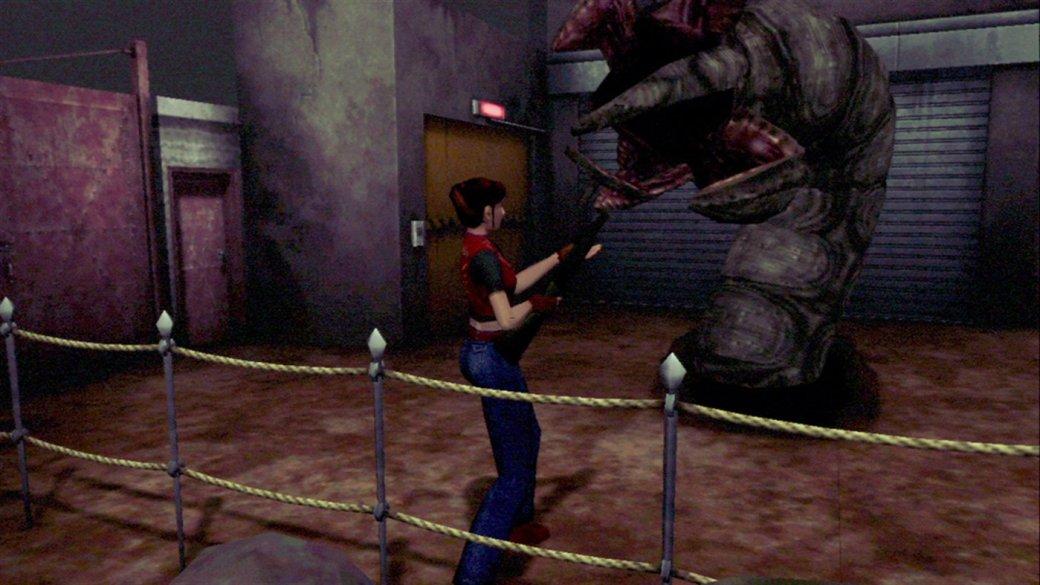 Resident Evil Code: Veronica— настоящее продолжение RE2. Одной излучших частей серии— 20 лет