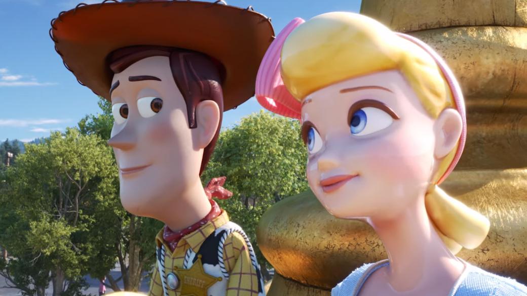Вышел первый трейлер «Истории игрушек 4», в котором показали нового героя!