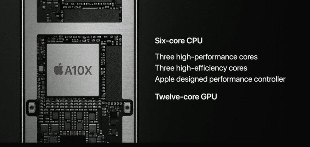 Apple показала новый iPad Pro. Потому что двух недостаточно