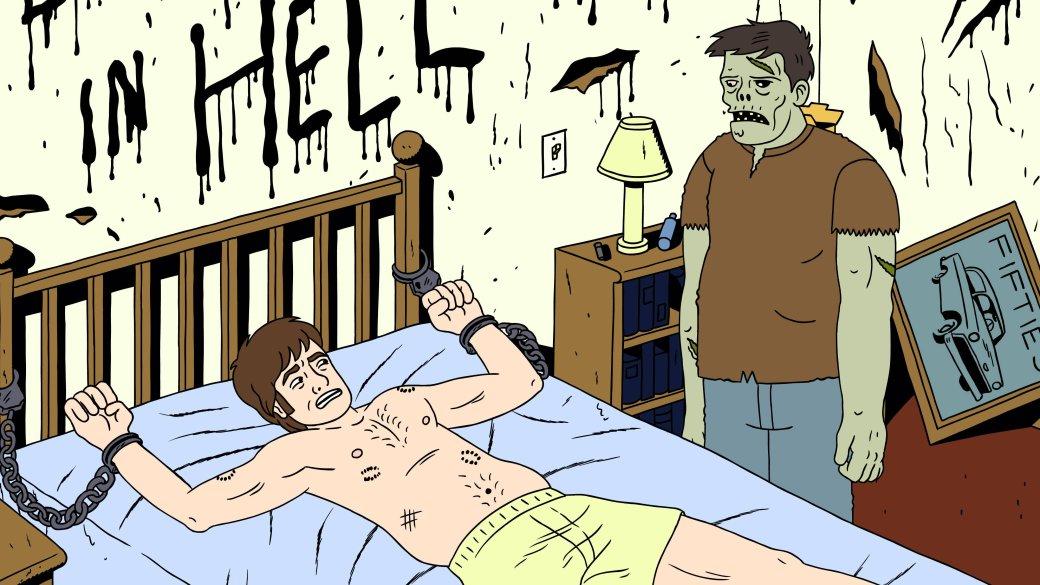 «Гадких американцев» возродили мобильной игрой-комиксом