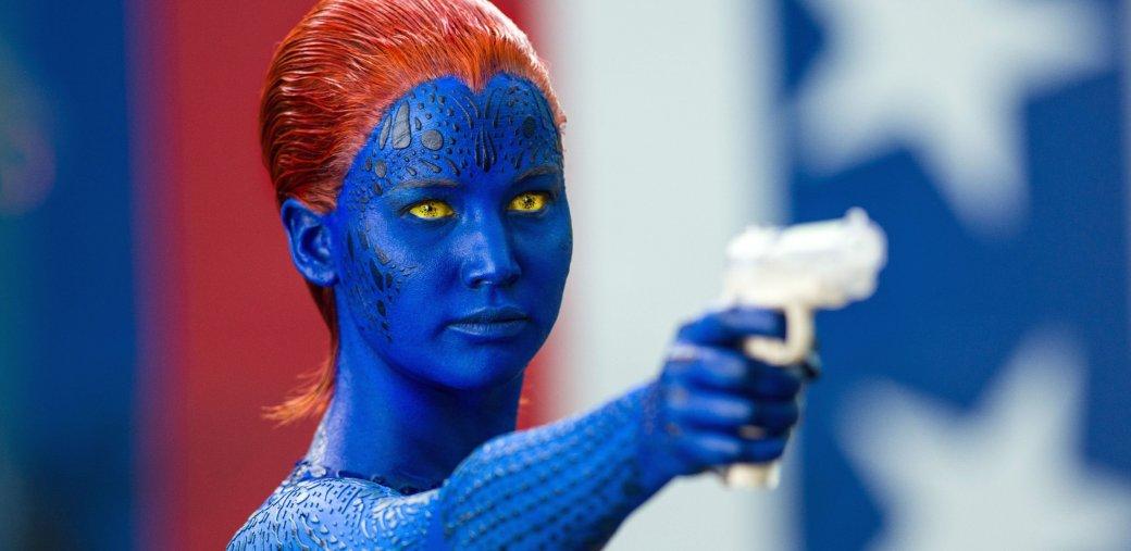 Дженнифер Лоуренс вернется в роли Мистик (почти наверняка)