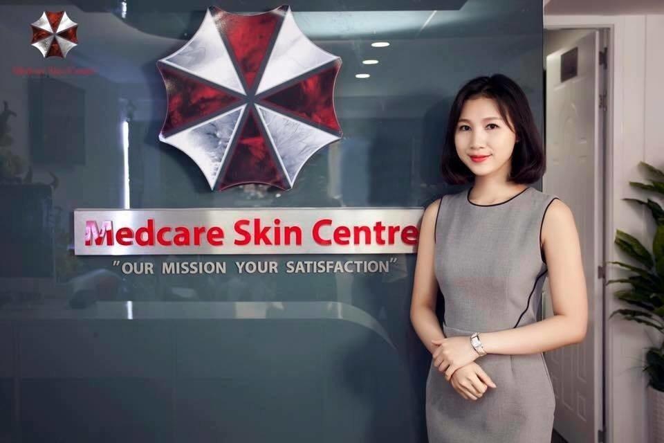 Вьетнамская клиника украла логотип корпорации Umbrella. Так себе выбор