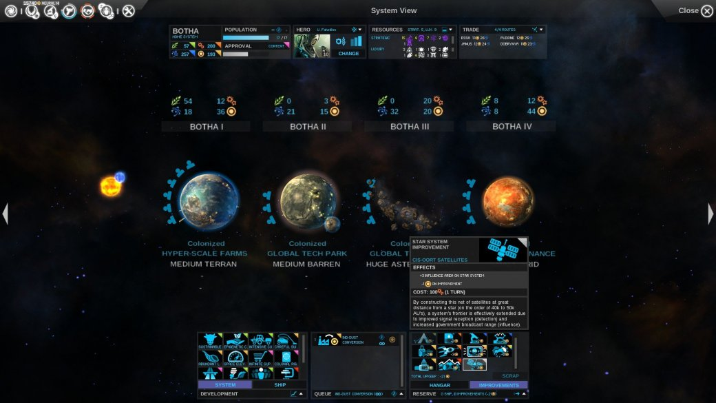 Рецензия на Endless Space