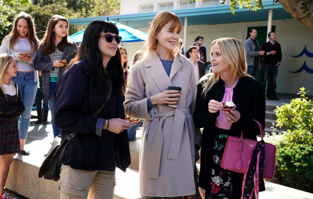 6 причин, по которым «Большая маленькая ложь»— один излучших драматических сериалов HBO