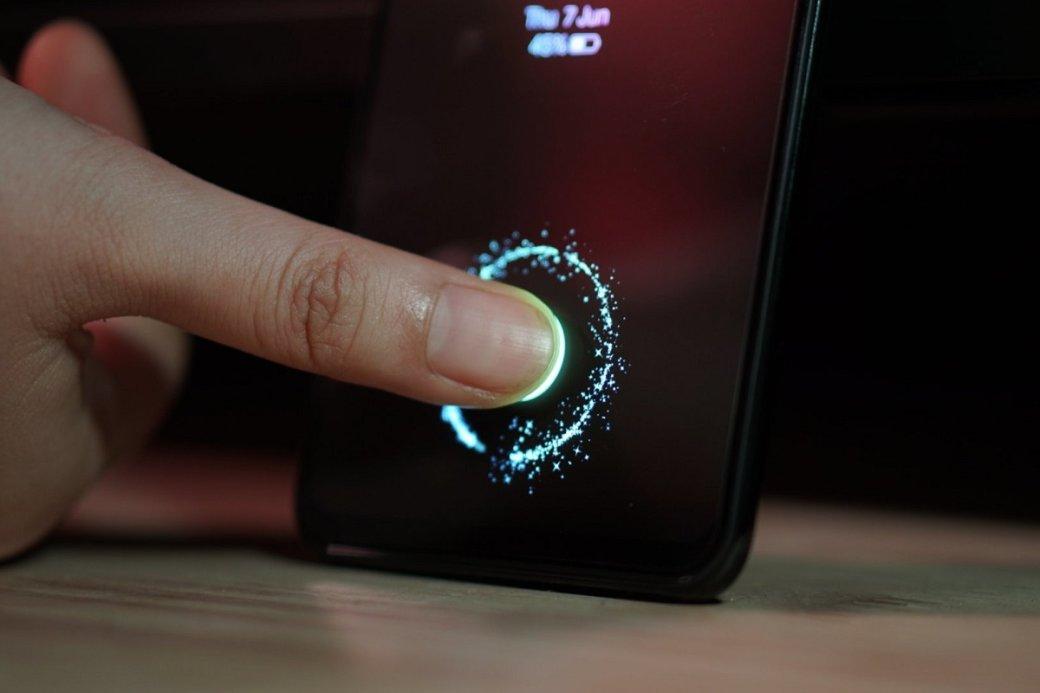 Google тестирует авторизацию в учетные записи поотпечатку пальцев