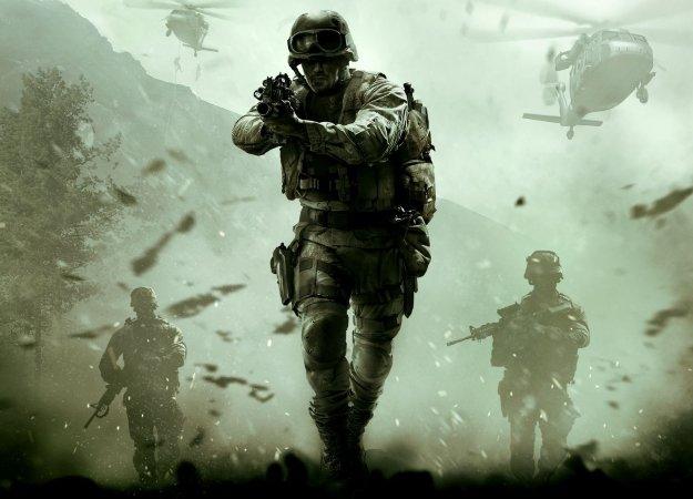 Слух: ремастер Modern Warfare можно будет купить без Infinite Warfare