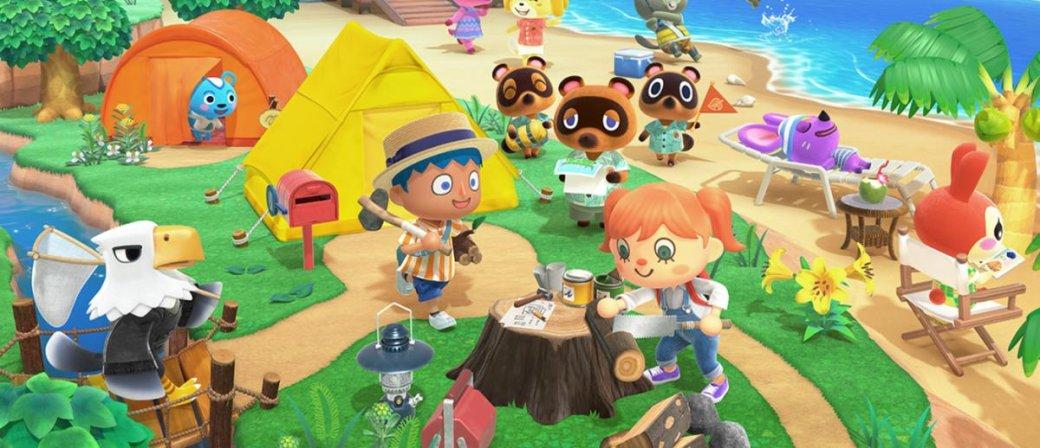 Animal Crossing: New Horizons— одна изсамых обсуждаемых игр 2020 года. Содня еевыхода прошло уже больше месяца, нохайп инедумает утихать: помотивам New Horizons рисуют арты, делают мемы, ейпосвящают сотни тредов наReddit ивTwitter. Можно было подумать, будто такая популярность связана стем, что в2020-м вцелом скрупными релизами незадалось— часть изних перенесли из-за ситуации сCOVID-19, другие отложили поиным причинам. Вдействительностиже серия Animal Crossing всегда была запредельно популярной наЗападе ипродавалась огромными тиражами— иуже сейчас можно сказать, что New Horizons вэтом смысле исключением нестанет. Рассказываем, что это вообще заигра ипочему про нее все говорят.