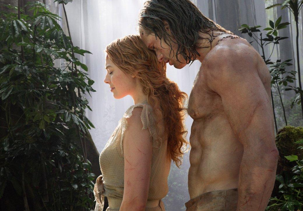 Он —новый Тарзан, она — новая Джейн