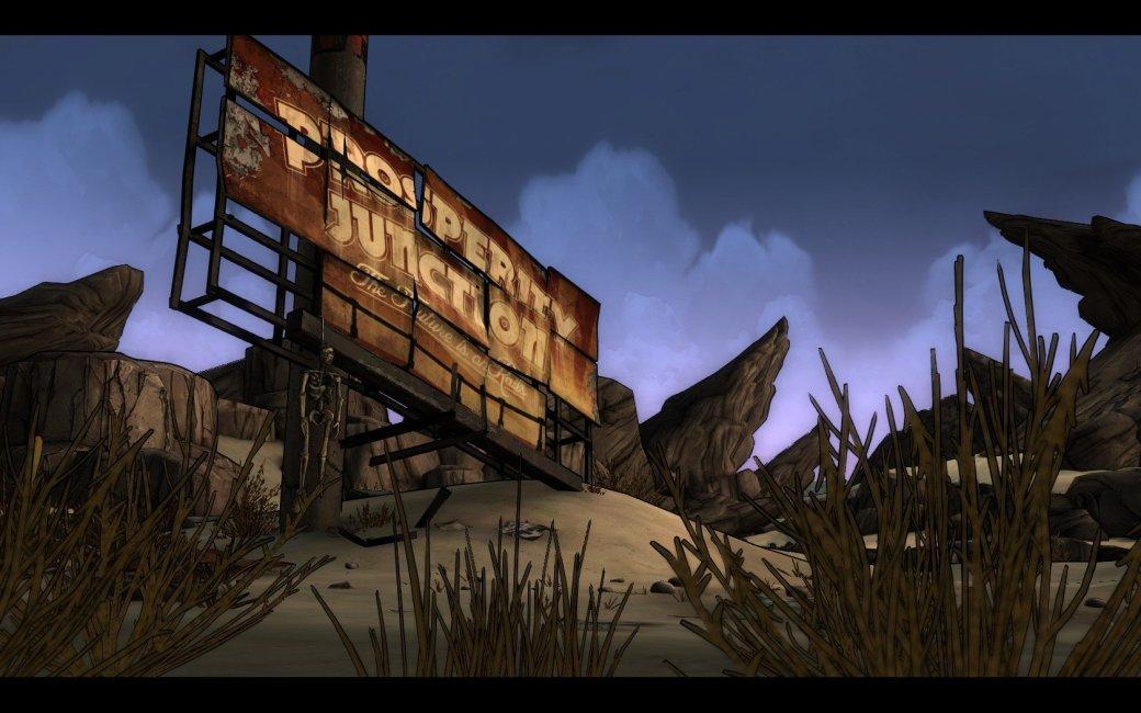 Рецензия на Tales from the Borderlands