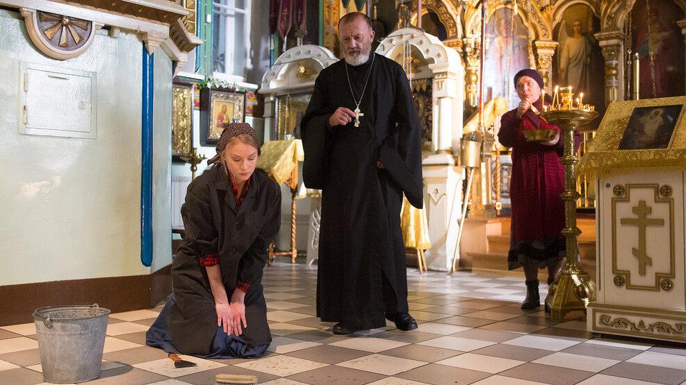 Первые впечатления от«Секты»— российского сериала острашном тоталитарном культе