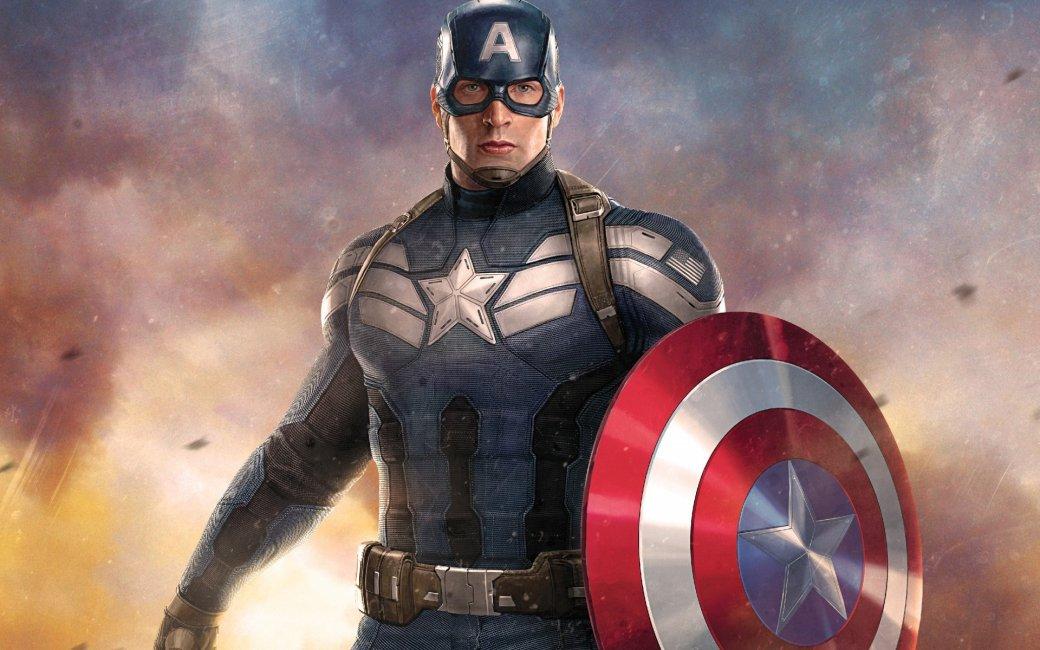 Кто тут такой выбритый? Обновленный образ Капитана Америка напромо «Мстителей4»