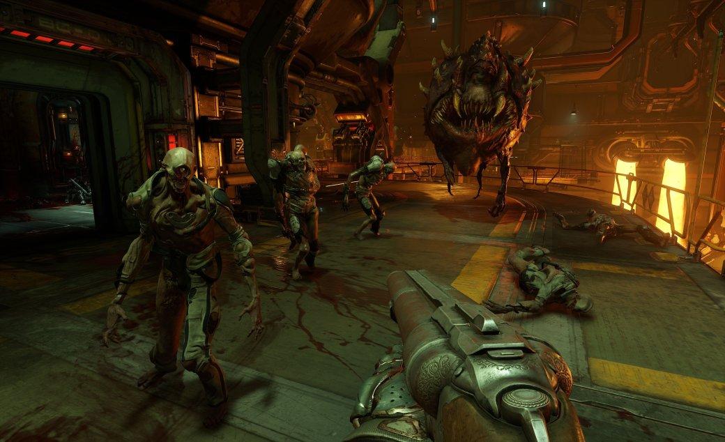 Doom, Wolfenstein II, Hitman HDидругие игры получили скидки нановой распродаже вPSStore