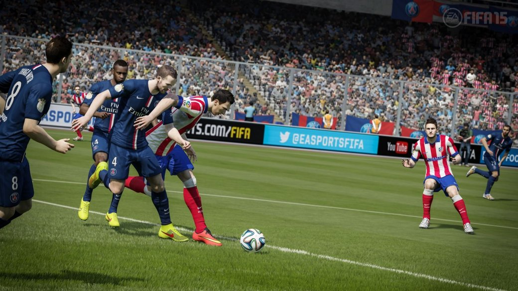 Демо-версия FIFA 15 побила рекорд EA Sports