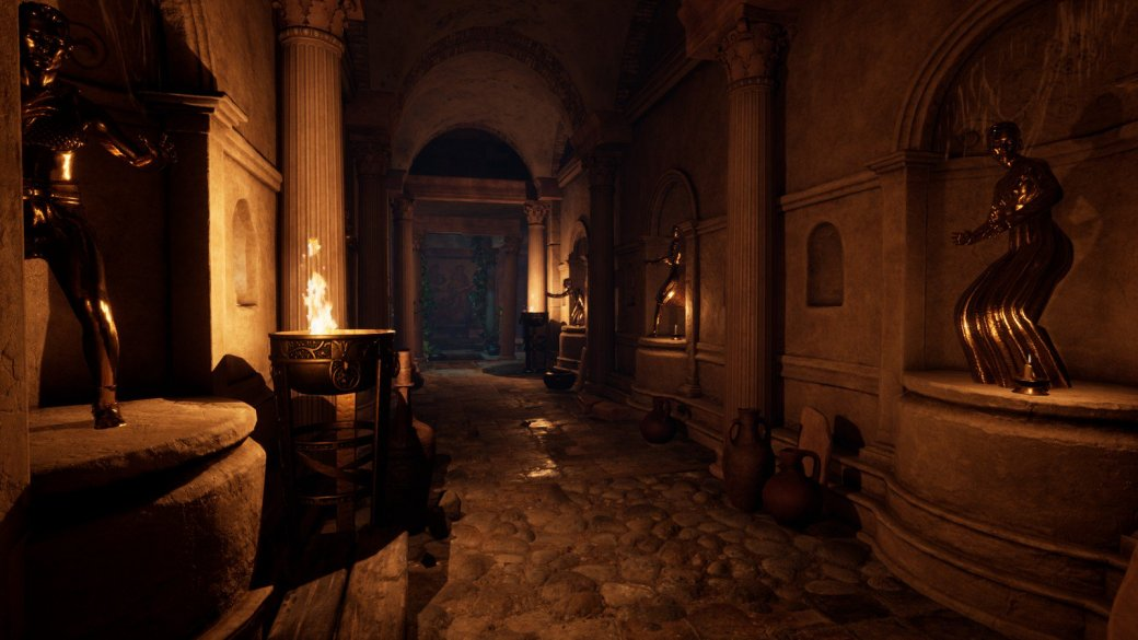 Автор The Forgotten City рассказал, как онпревратил популярный мод для Skyrim вотдельную игру