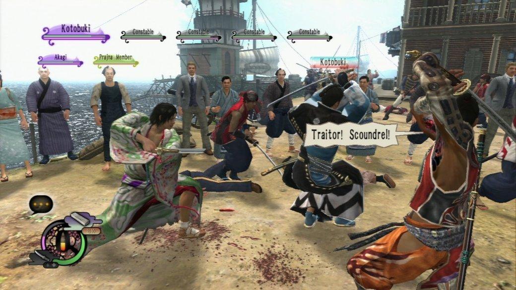 Way of the Samurai 4 добредет до PC спустя три года