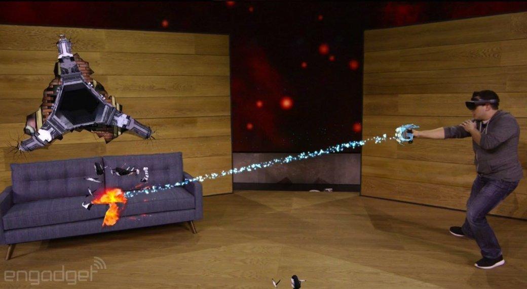Microsoft открыла предзаказы на девкиты HoloLens