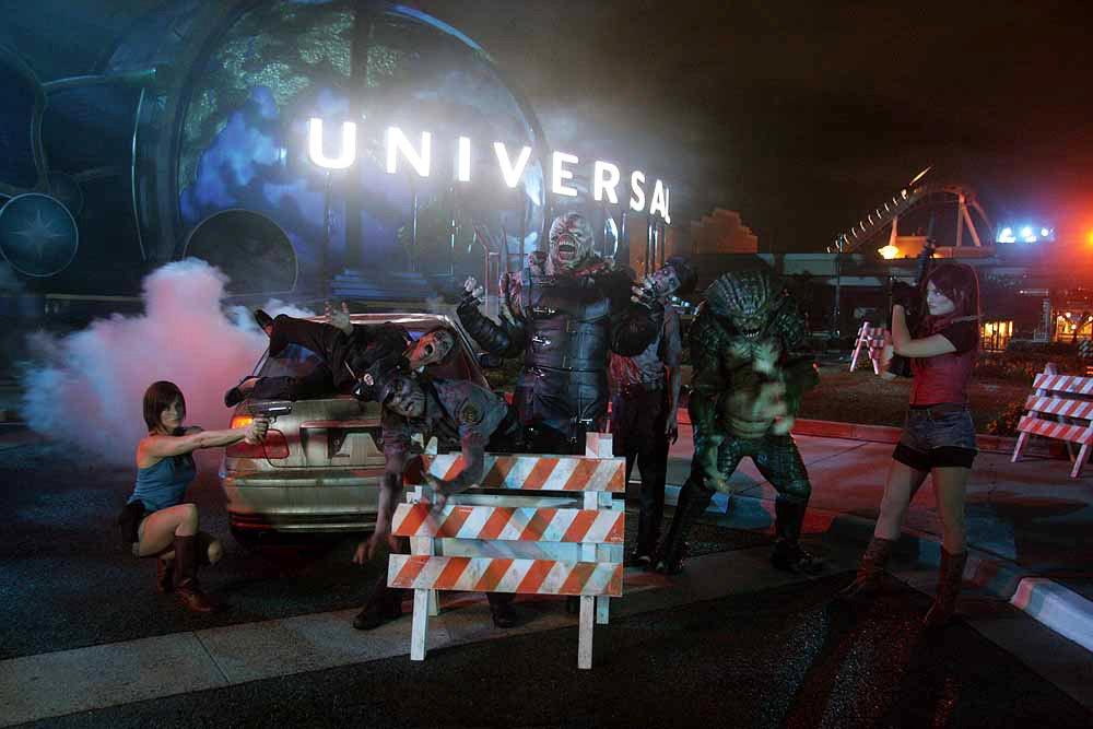 Город из Resident Evil воссоздадут на японской студии Universal