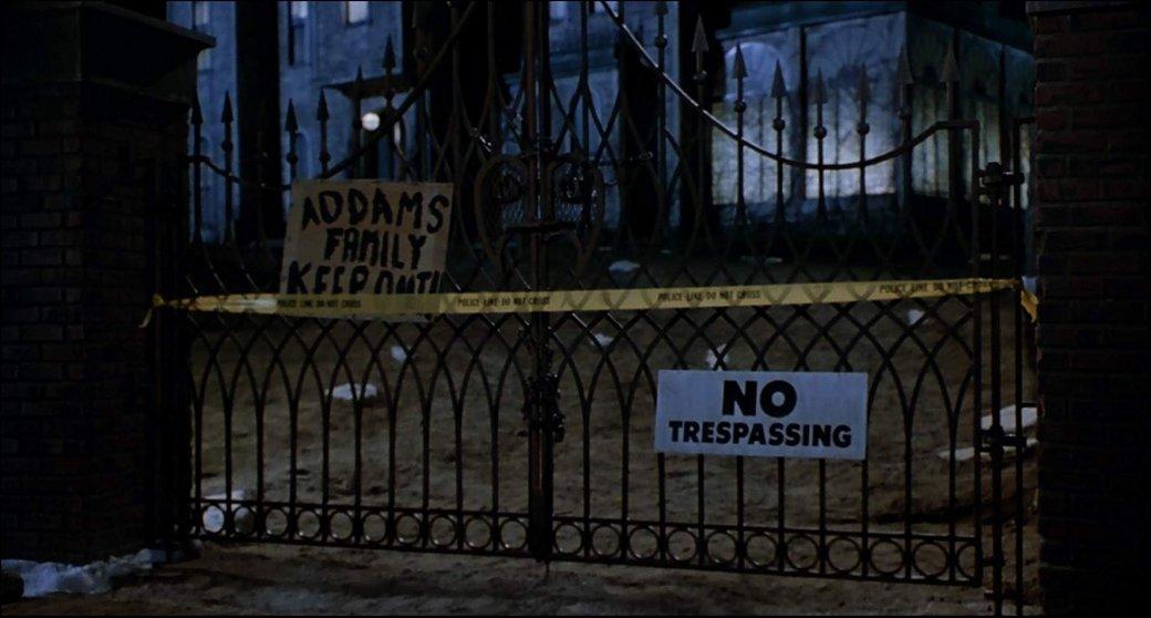 Прекрасное вужасном: чем хороши фильмы, сериалы икомиксы осемейке Аддамс?
