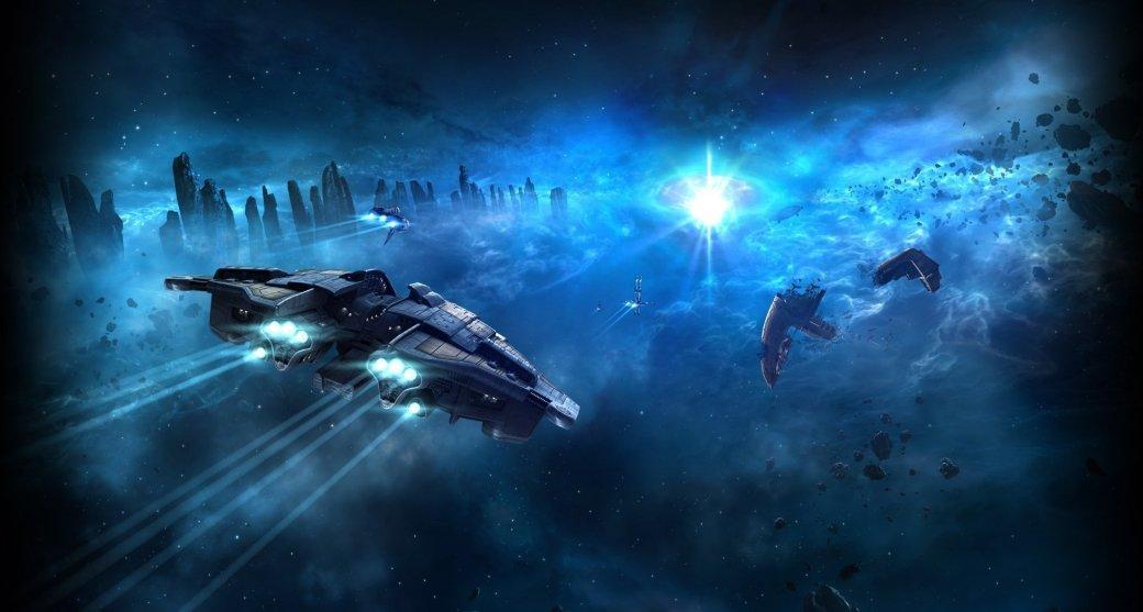 Создатели EVE Online перенесли конференцию из-за солнечного затмения
