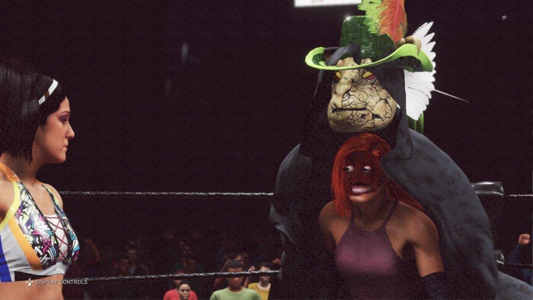 Баги ипроблемы WWE 2K20. Что происходит сглавным симулятором реслинга