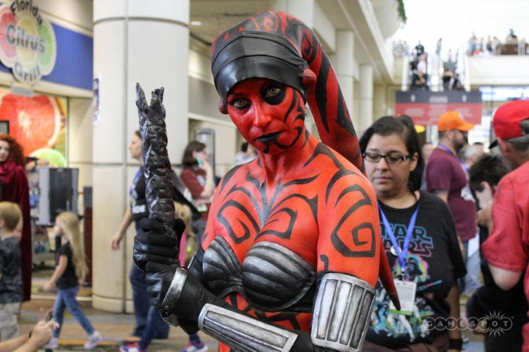 Косплей дня: лучшее сфестиваля Star Wars Celebration— часть2