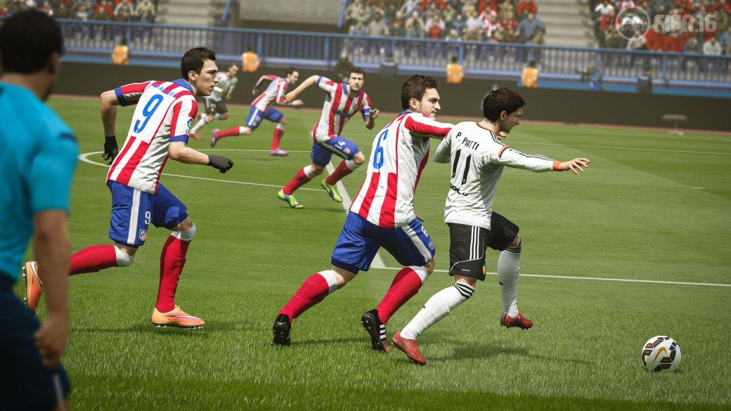 Впечатления от демо-версии FIFA 16