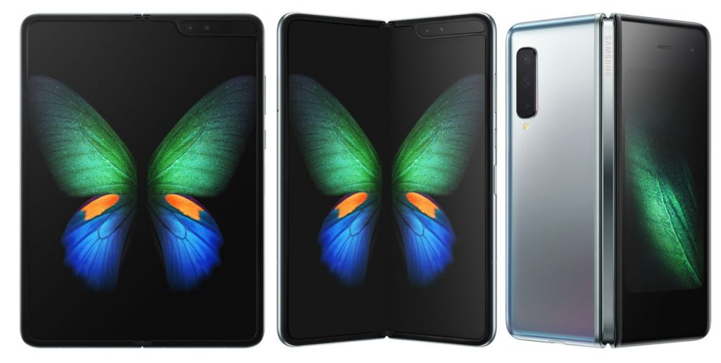 Спустя месяцы доработок складной флагман Samsung Galaxy Fold выходит в продажу