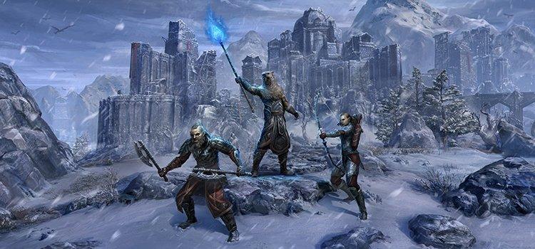 Orsinium станет самым большим дополнением к The Elder Scrolls Online