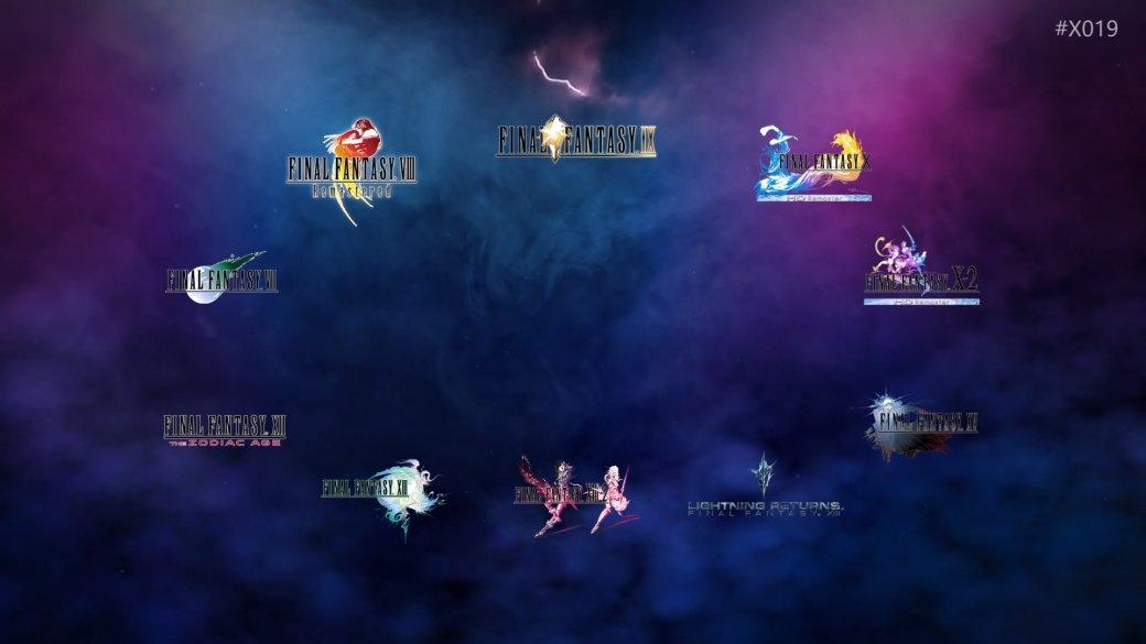 Что показали на презентации X019? Новые игры от Rare и Obsidian, а также многое другое