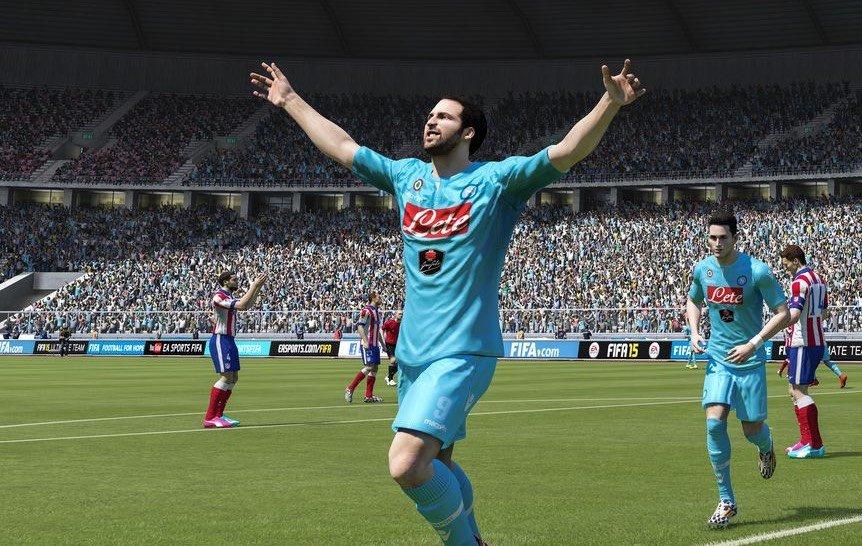 FIFA 15 обыграла Destiny в британском чарте продаж
