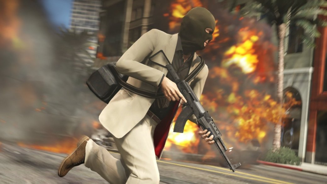 GTA 5 пророчат звание самой продаваемой игры Великобритании