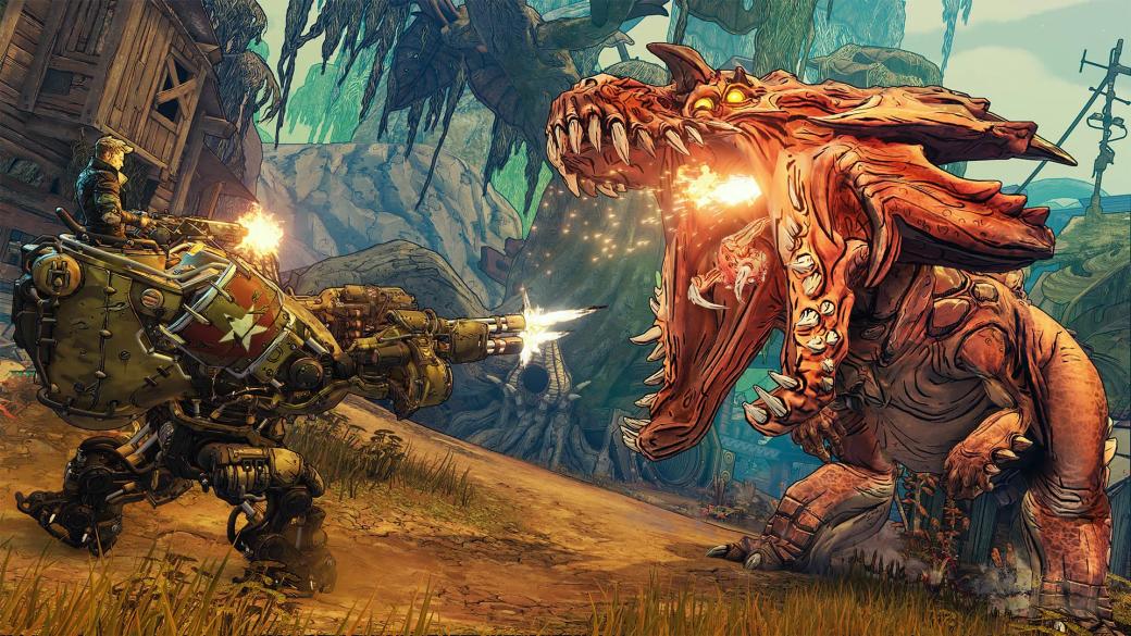 Gamescom 2019. Впечатления отBorderlands 3— новые режимы испособности, аигра все таже