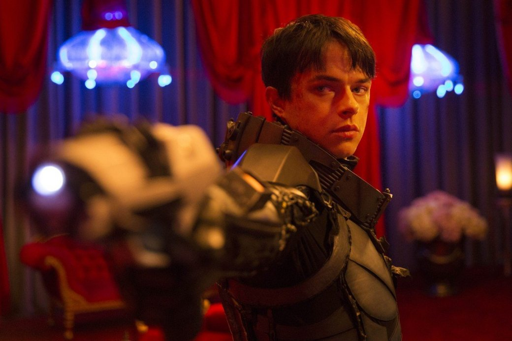 Критики похвалили Делевинь и спецэффекты в «Валериане» Люка Бессона