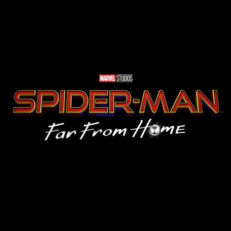 Marvel Studios представила официальный логотип фильма «Человек-паук: Вдали отдома»