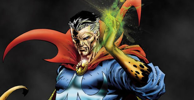 Marvel пригласили Бенедикта Камбербэтча на роль Доктора Стрэнджа