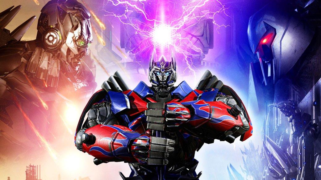 Чтобы не было путаницы: Rise of the Dark Spark – не совсем по тому фильму, который сейчас привезли в кинотеатры. Это игра-мостик: продолжая кино Майкла Бэя, она одновременно связывает его с экшеном Transformers: Fall of Cybertron, хотя и то, и другое получается у нее плохо.