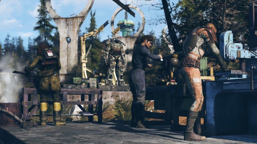 Пит Хайнс объяснил, почему Fallout 76 не выйдет в Steam. Получилось не очень убедительно