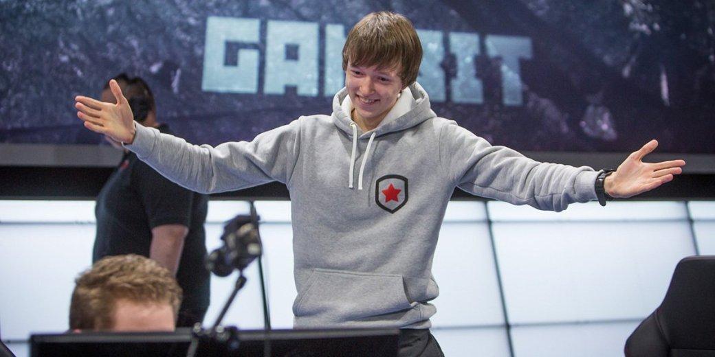 День открытых дверей. Gambit распускает состав поLeague ofLegends