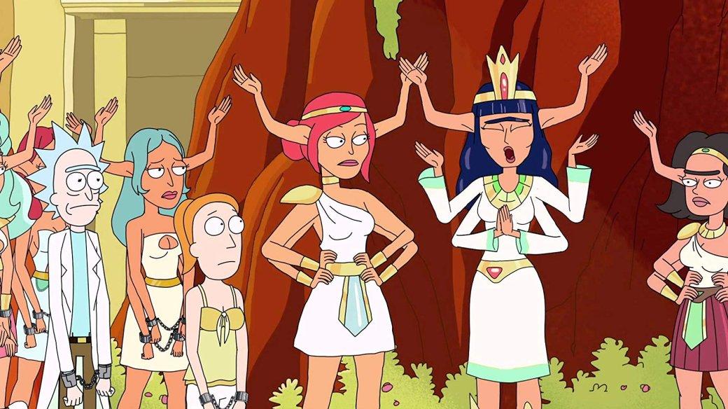 Топ-5 худших серий мультсериала «Рик иМорти»— поверсии читателей «Канобу»