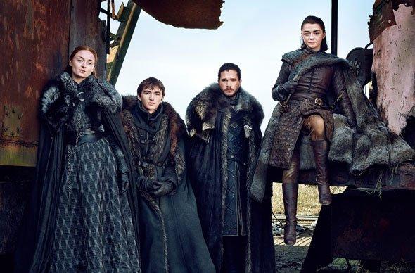 Старки ликуют: у трейлера 7 сезона «Игры престолов» рекорд просмотров
