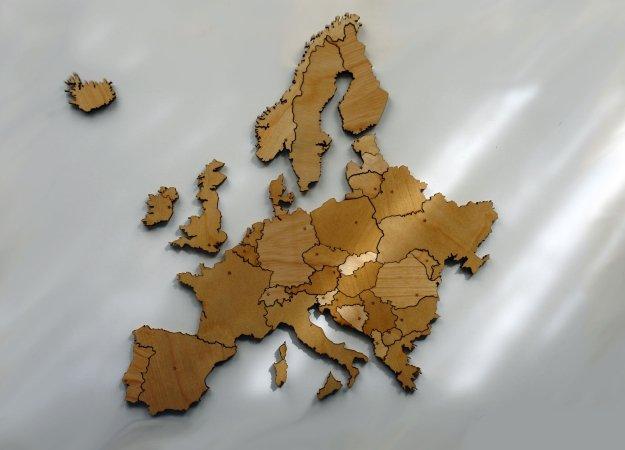 Авысмоглибы? Британцы пытаются показать накарте страны Европы