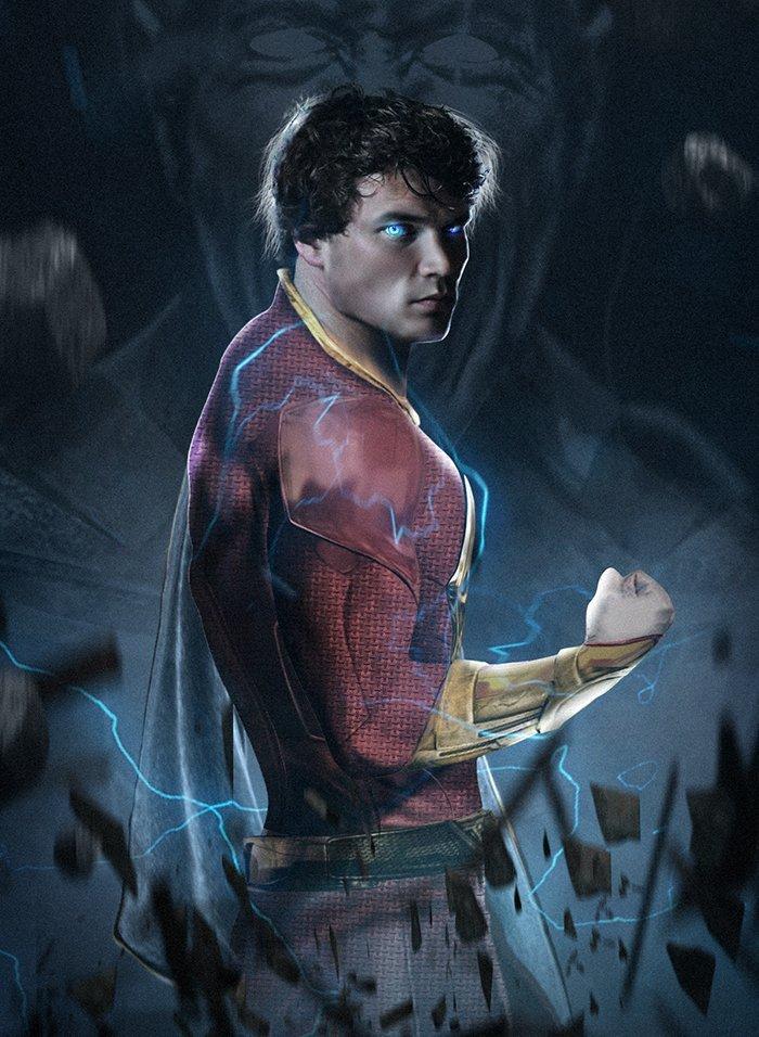 Как бы выглядели знаменитости в виде супергероев, часть 2