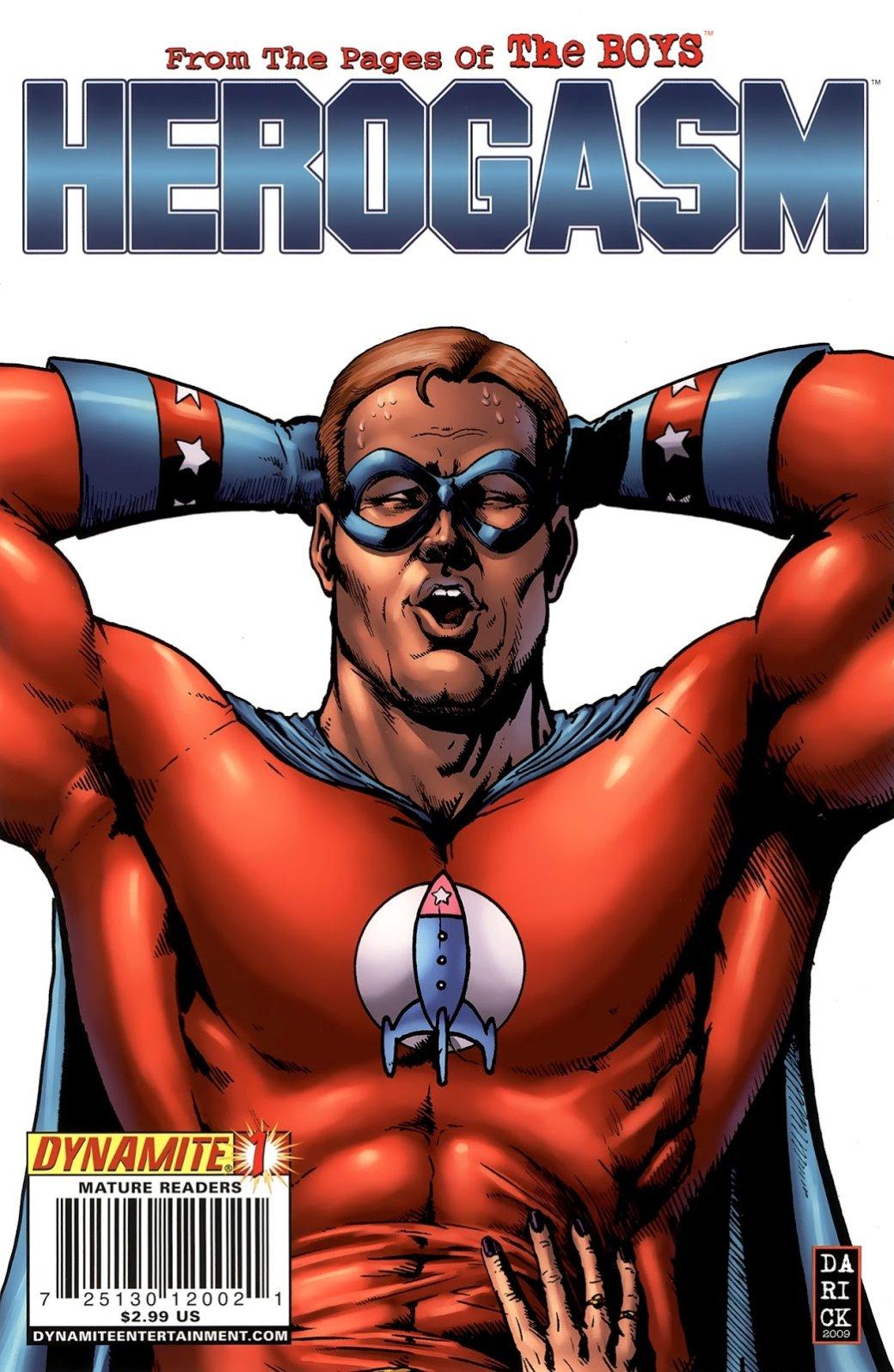 Шоураннер «Пацанов» рассказал, когда в3 сезоне покажут оргию супергероев