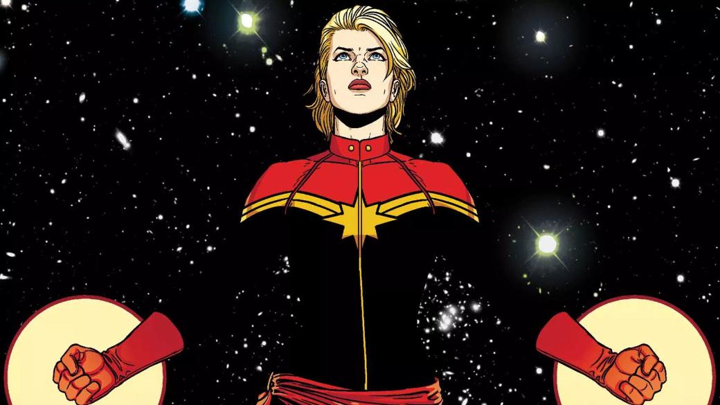 7марта вкино выходит новый фильм киновселенной Marvel— «Капитан Марвел». Это история пилота ВВС США Кэрол Дэнверс, ставшей супергероиней, обладающей огромной силой. Втрейлерах фильма внимательные фанаты могли заметить несколько костюмов Кэрол, авкомиксах ихбыло еще больше. Всвязи сэтим мырешили собрать самые яркие образы Дэнверс вэтом материале, чтобы вымогли посмотреть, как сгодами менялся образ супергероини.