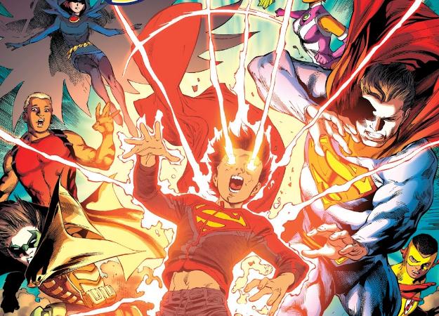 Настраницах сразу нескольких комиксов DCзакончился кроссовер Super Sons ofTomorrow, вкотором приняли участие Юные титаны, Супермен, Бэтмен иСупербой. Причем последний оказался вцентре сюжета. Отом, стоитли читать этот кроссовер, мыподробно расскажем вэтой статье.