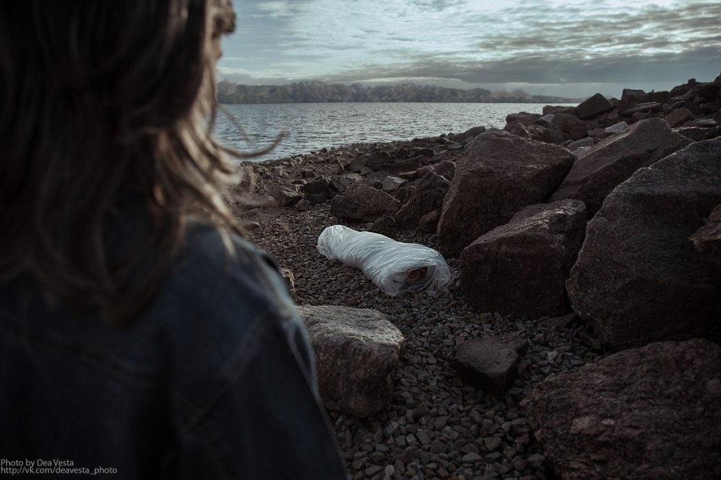 Косплей дня: Лора Палмер иБоб изсериала «Твин Пикс»