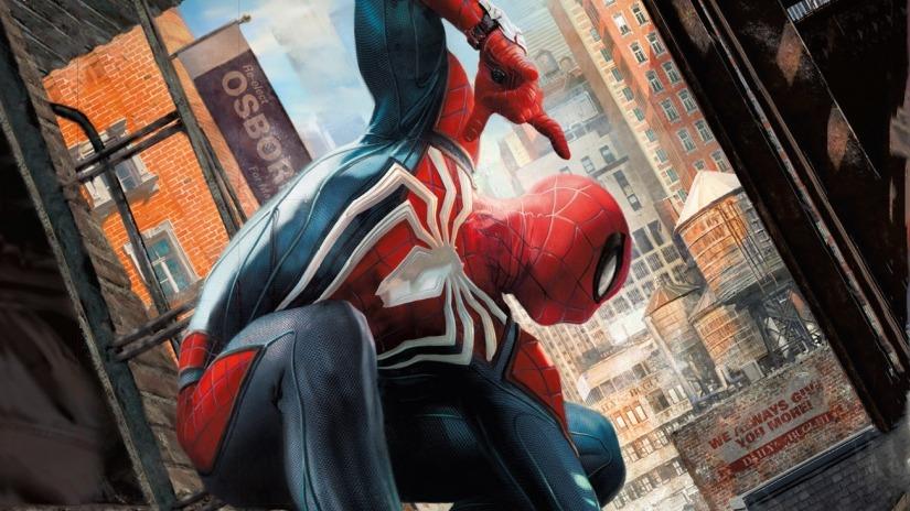 Человек-фильтр из Photoshop и трюки,  как в Tony Hawk: посмотрите честный трейлер новой Spider-Man