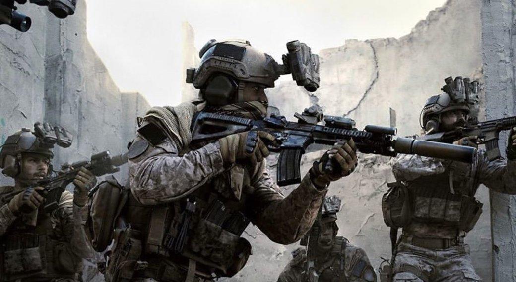 Геймплейный ролик нового режима Gunfight для CoD: Modern Warfare— быстро, мощно, начетверых