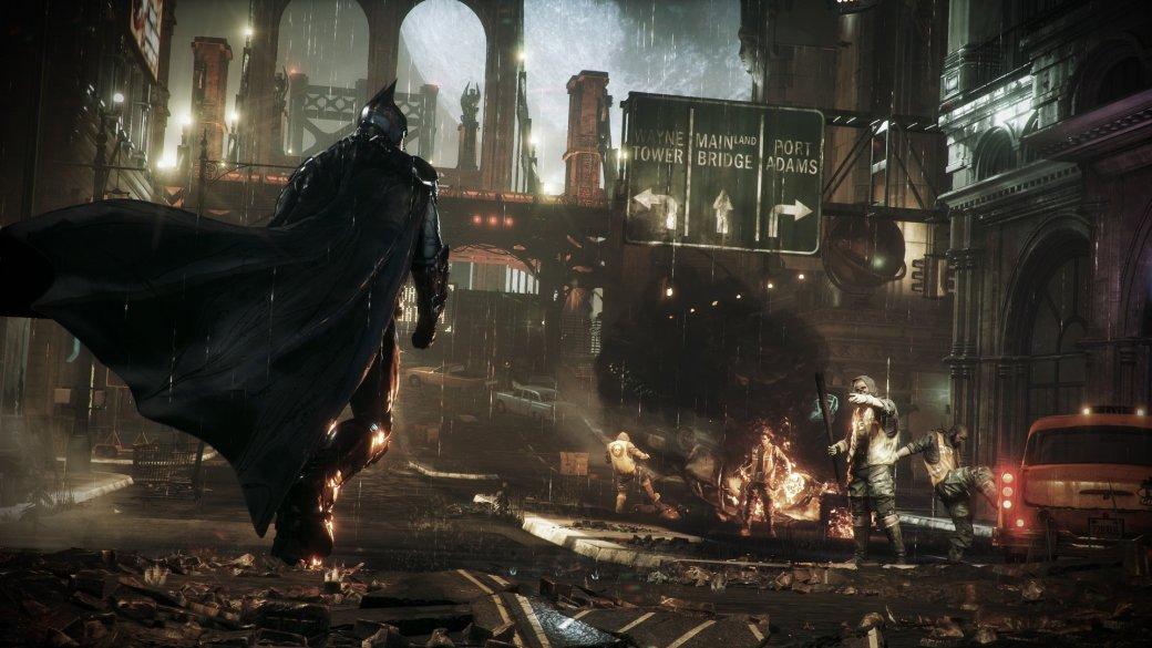 Arkham Knight готовится к возвращению на PC, первый патч уже тестируют